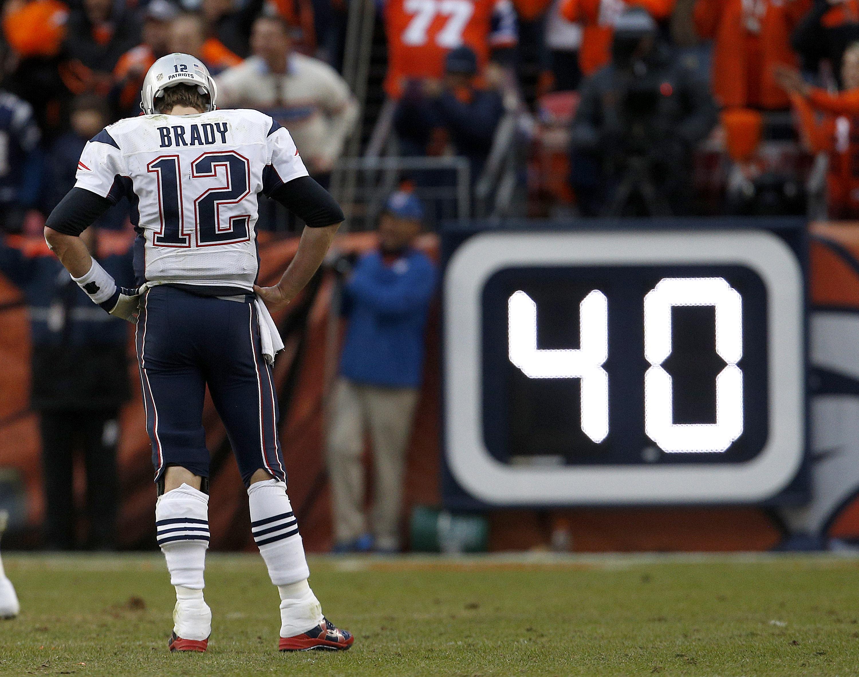 Cheap 2016 NFL Pro Bowl New England Patriots Tom Brady #12 Black Elite  for sale